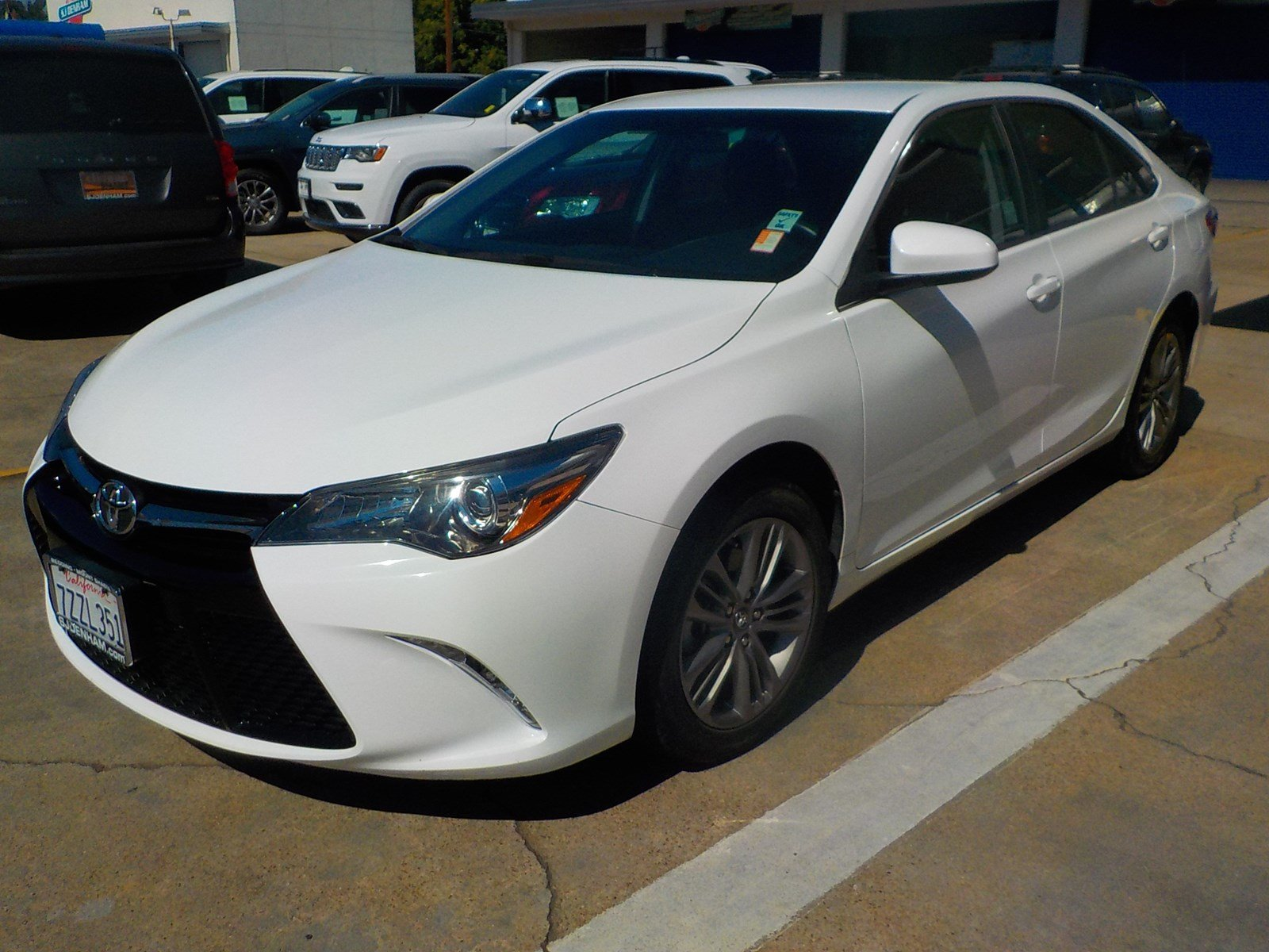 Pre-Owned 2017 Toyota Camry