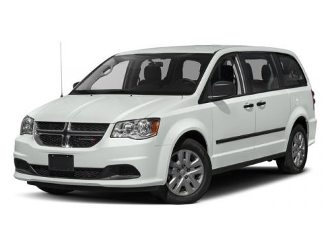 Pre-Owned 2016 Dodge Grand Caravan American Value Pkg